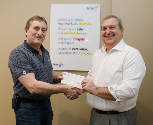AMEC donation to Selkirk