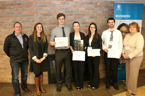 Business Competition Winners