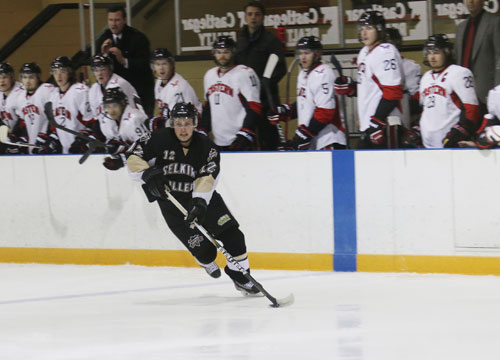 Saints Clinch Home Ice
