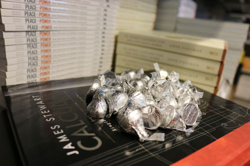 Bookstore Hershey Kisses