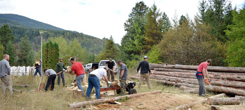 Forestry Program Firewood Sale