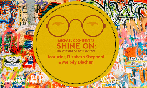 Michael Occhipinti returns to Nelson on August 3 with his band Shine On which takes classic John Lennon songs and reinvents them for an original and fresh repertoire of engaging music.