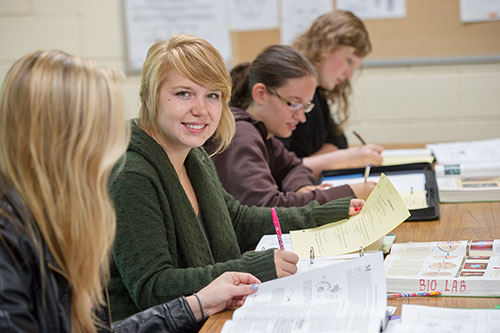 Students won't be out of pocket to pay as Selkirk College joins other British Columbian post-secondary institutes in implementing tuition fees for high school upgrading courses in their School of Academic Upgrading & Development.