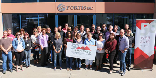 Fortis and Selkirk