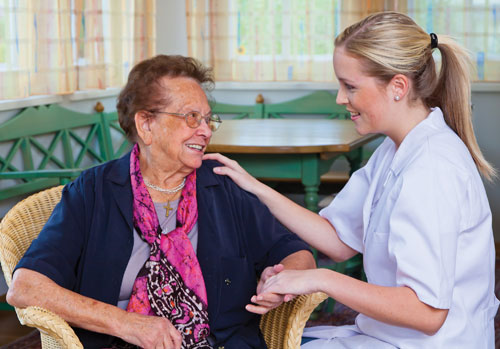 Health Care Assistant Trail
