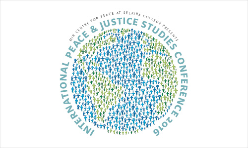 The Peace Cafés are being held as part of the International Peace & Justice Studies Conference hosted at the Mir Centre for Peace at Selkirk College in Castlegar.