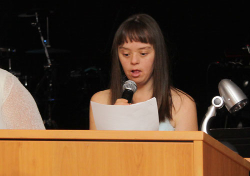 Gala speeches from ASE students